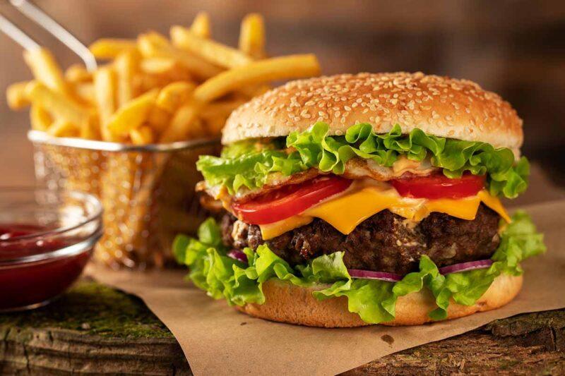 menù McDonald's